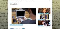 Thumbnail Writing Skills Niche Blog PLR