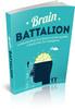 Thumbnail Brain Battalion MRR