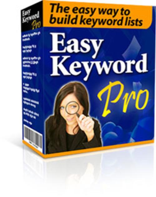 Pay for Easy Keyword Pro MRR