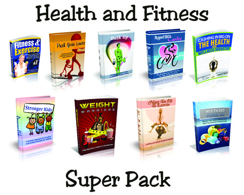 Pay for Health and Fitness Super Pack