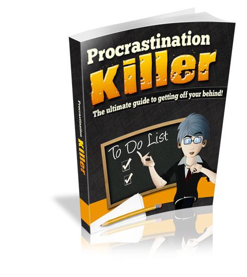 Pay for Procrastination Killer MRR