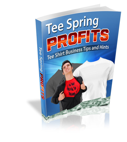Pay for Tee Spring Profits MRR