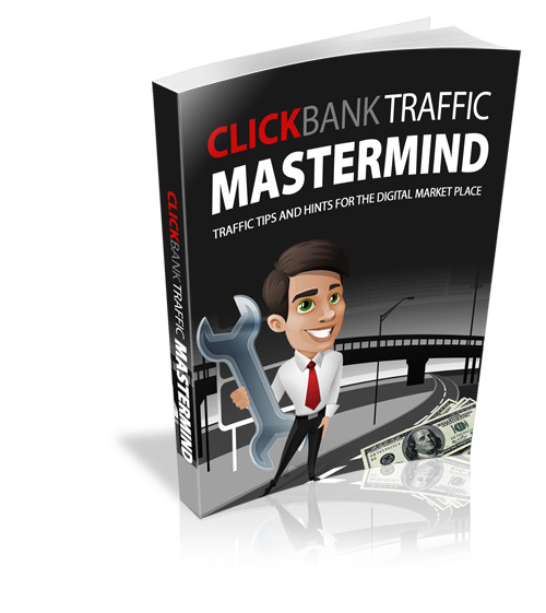 Pay for Clickbank Traffic Mastermind MRR