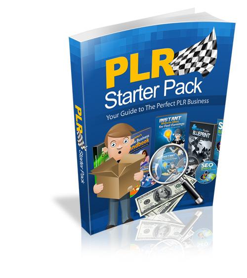 Pay for PLR Starter Pack MRR