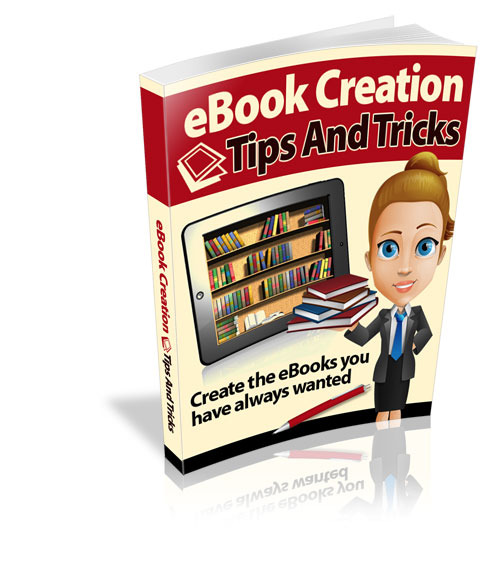 Pay for eBook Creation Tips and Tricks MRR