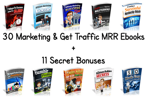 Pay for Marketing Ebooks Super Pack