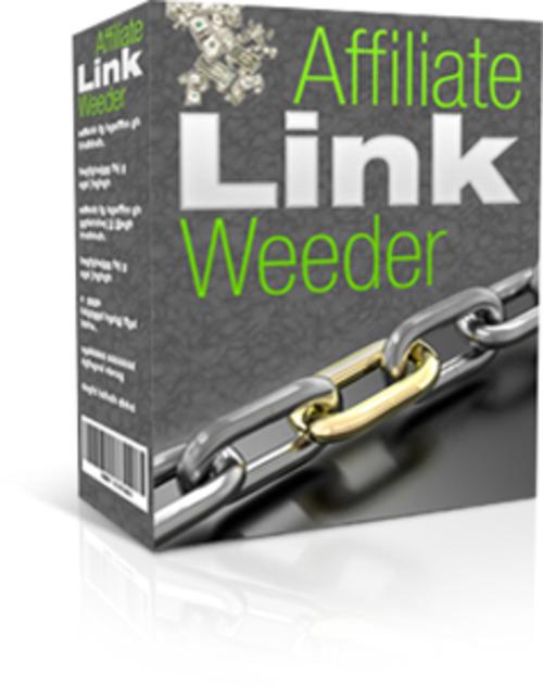 Pay for Affiliate Link Weeder MRR