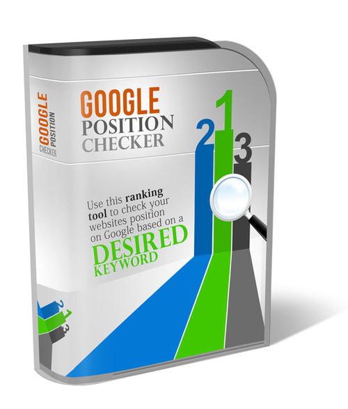 Pay for Google Position Checker MRR