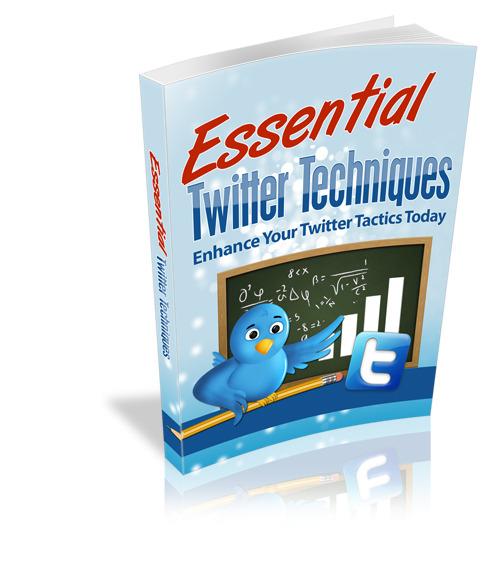 Pay for Essential Twitter Techniques MRR