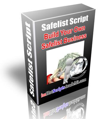 Pay for PHP Safelist Script - Click Exchange Script