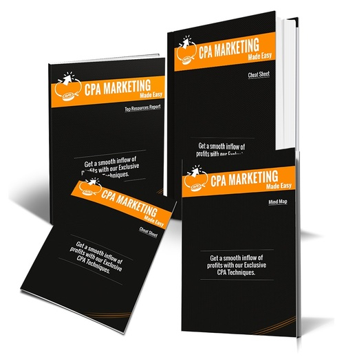 Pay for CPA Marketing Made Easy Training Guide