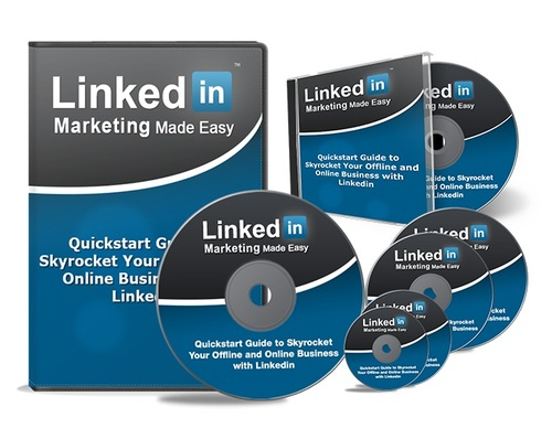 Pay for LinkedIn Marketing Made Easy Video Training