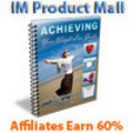Thumbnail Achieve Your Weight Loss Goals - MRR & Giveaway - Affiliates Earn 60 Percent!