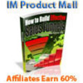 Thumbnail How To Build Effective Sales Funnels - MRR & Giveaway - Affiliates Earn 60 Percent!