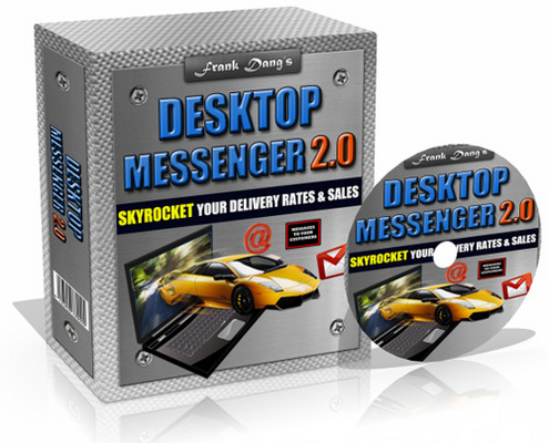 Pay for Desktop Messenger 2.0 - Best Autoresponder Software & Mailing System - Unlimited Accounts Automatic Responder
