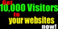 Thumbnail site verkehr - 10.000 Web site Besucher für $5.25 nur