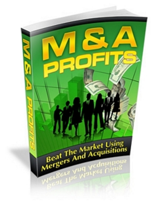Ma Profits Beat The Market Using Mergers And Acquisitions Down
