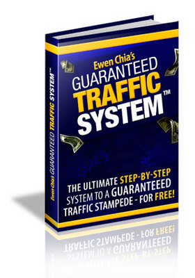 Pay for Ewen Chia Guaranteed Traffic System