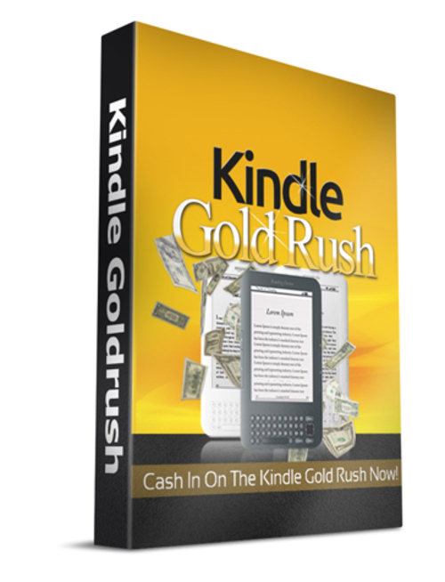 Pay for Kindle Gold Rush - Cash In On The Kindle Gold Rush Now