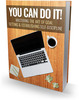 Thumbnail You Can Do It Motivational eBook