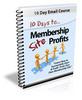 Thumbnail 10 Days To Membership Profit