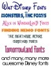 Thumbnail Ultimate Disney Font Package - Over 25 Disney Fonts - GET NOW!