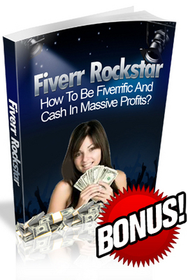 Pay for Fiverr Rockstar MRR with Bonus Instant Fiverr Goldrush