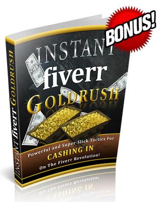 Pay for Instant Fiverr Goldrush MRR with Bonus Fiverr Rockstar