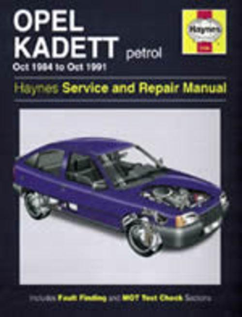 opel kadett service and repair manual download manuals tech rh tradebit com Opel Ascona C Opel Rekord