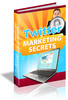 Thumbnail Twitter Marketing Secrets