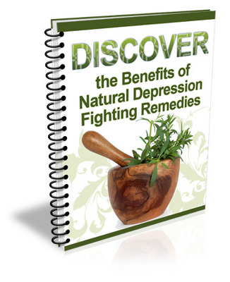 Pay for The Benefits Of Natural Depression Fighting Remedies