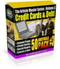 Thumbnail 50 PLR articles Package on Credit Cards And Credit Card Debt