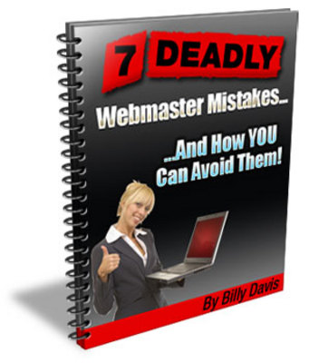 Pay for 7 Deadly Mistakes Every Webmaster Does