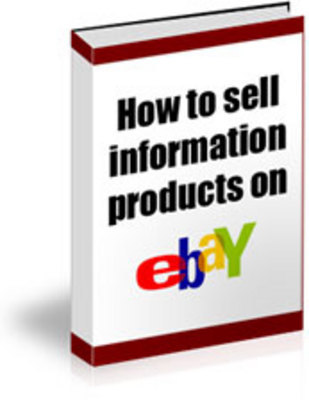 Pay for How to Sell Information Products on EBAY