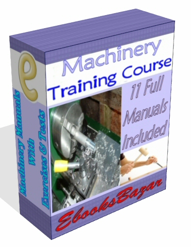 Pay for MACHINERY TOOLS TRAINING COURSE BANDSAW LATHE Guides Ebooks 11 Full Courses
