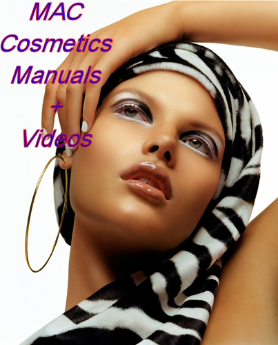 Pay for MAC Cosmetics Secrets 21 Ebook Set 20 Videos: The MAC Bible