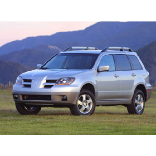 mitsubishi outlander workshop manual pdf