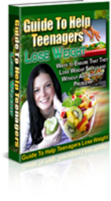 Pay for Teen Weight Loss PLR Package