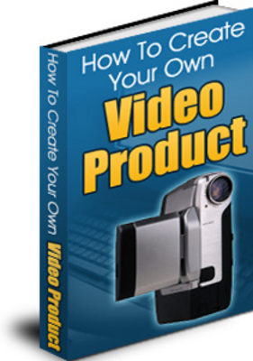 Pay for How To Create Your Own Video Product PLR Package