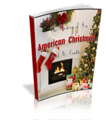 Pay for History Of American Christmas PLR Package