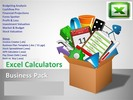 Thumbnail Excel Business Spreadsheet Templates