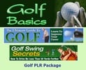 Thumbnail Learning to Play Golf PLR Package with 2 Bonus Items