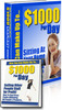 Thumbnail Earn $1,000 Per Day - 2 eBook Collection PLR with Bonuses