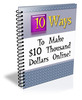 Thumbnail 10 Ways To Earn $10,000