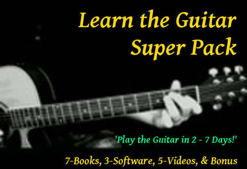 Pay for Learn To Play The Guitar in Days!