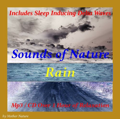 Pay for Music Mother Natures Rain Storm with Delta Waves Relax
