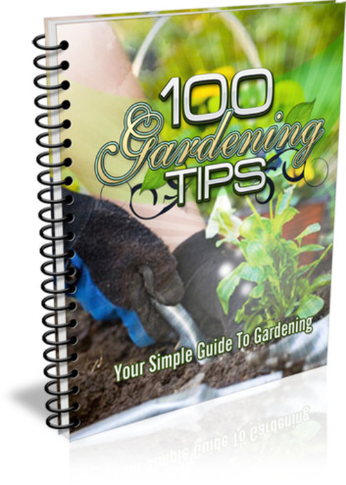 Pay for 100 Gardening Tips Every Gardening Enthusiast