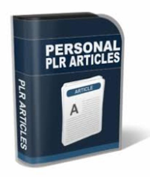 Pay for 6500 High Quality PLR Articles Pack
