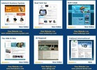 Thumbnail Semi Flash Website Designing with Domain & Hosting