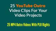 Thumbnail 25 Youtube Outro Clips.zip